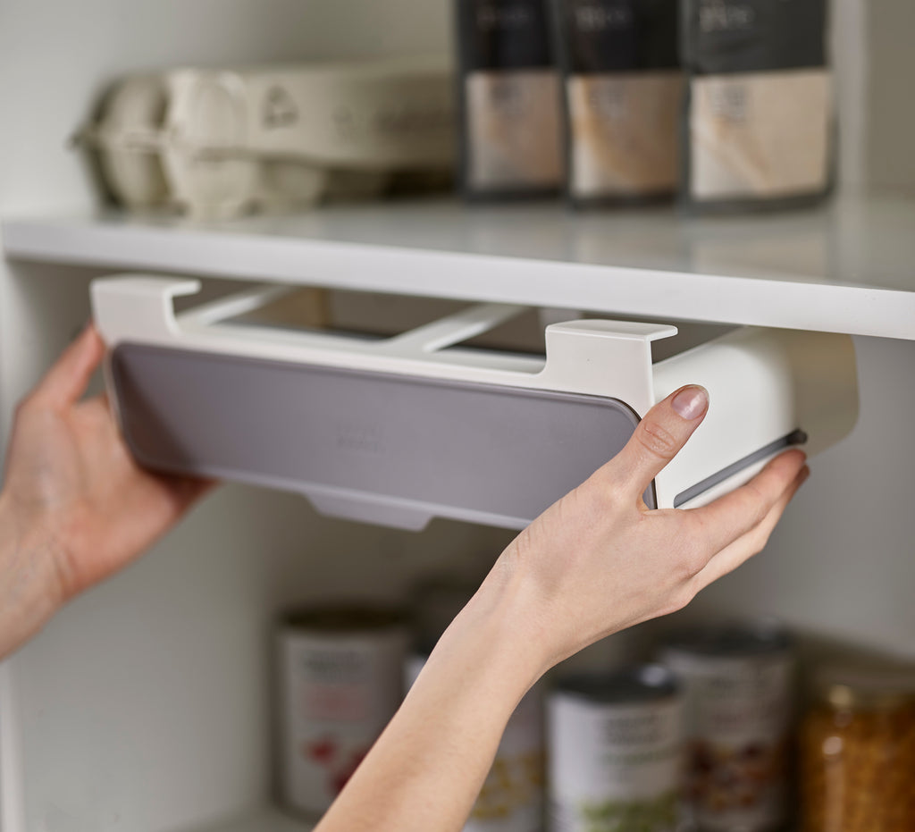 CupboardStore Under-shelf Spice Rack