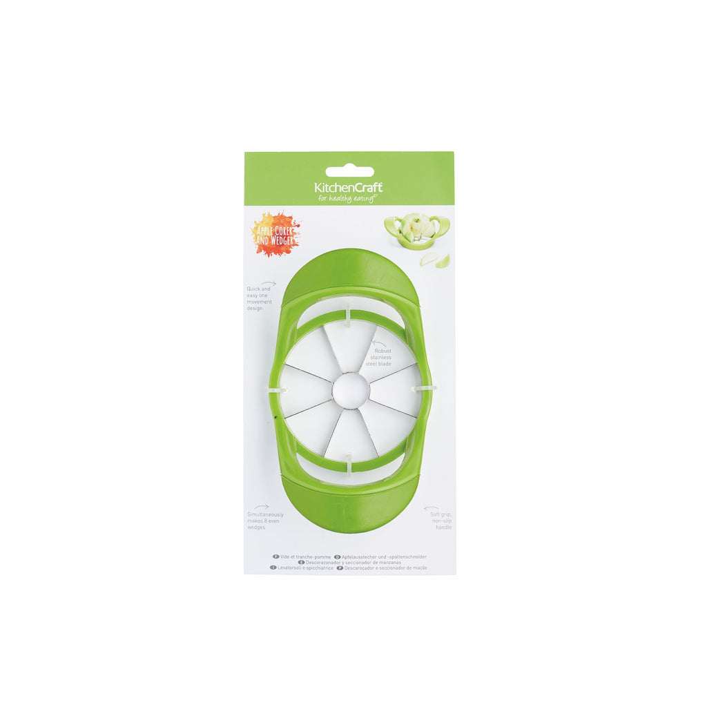 2in1 Apple Corer & Wedger