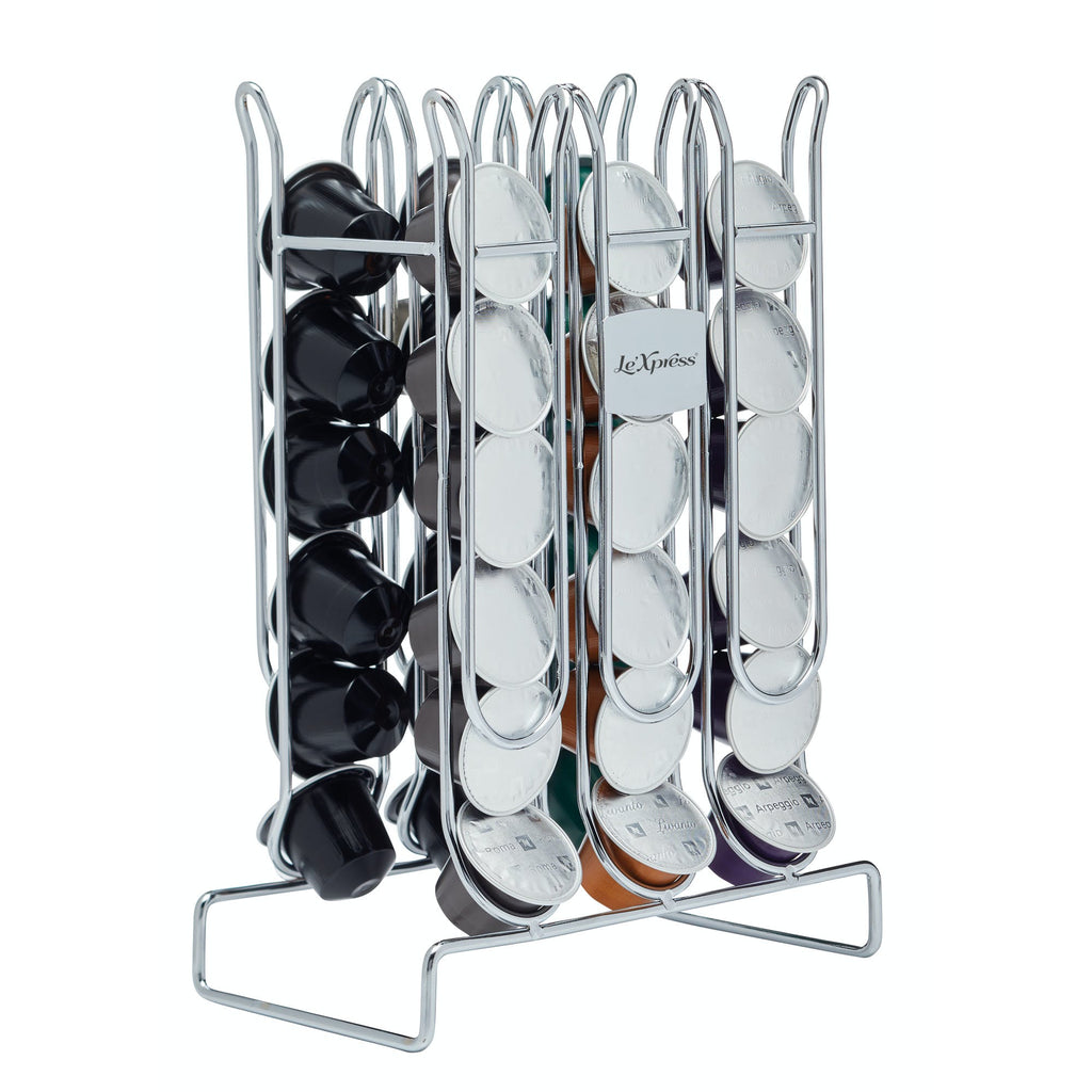Le'Xpress Nespresso Coffee Pod Holder (for 36 capsules)
