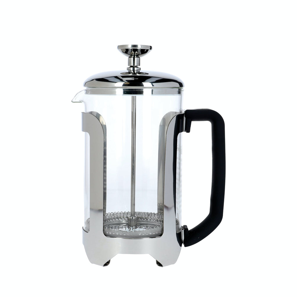 Le'Xpress Stainless Steel 6 Cup French Press Cafetiere by