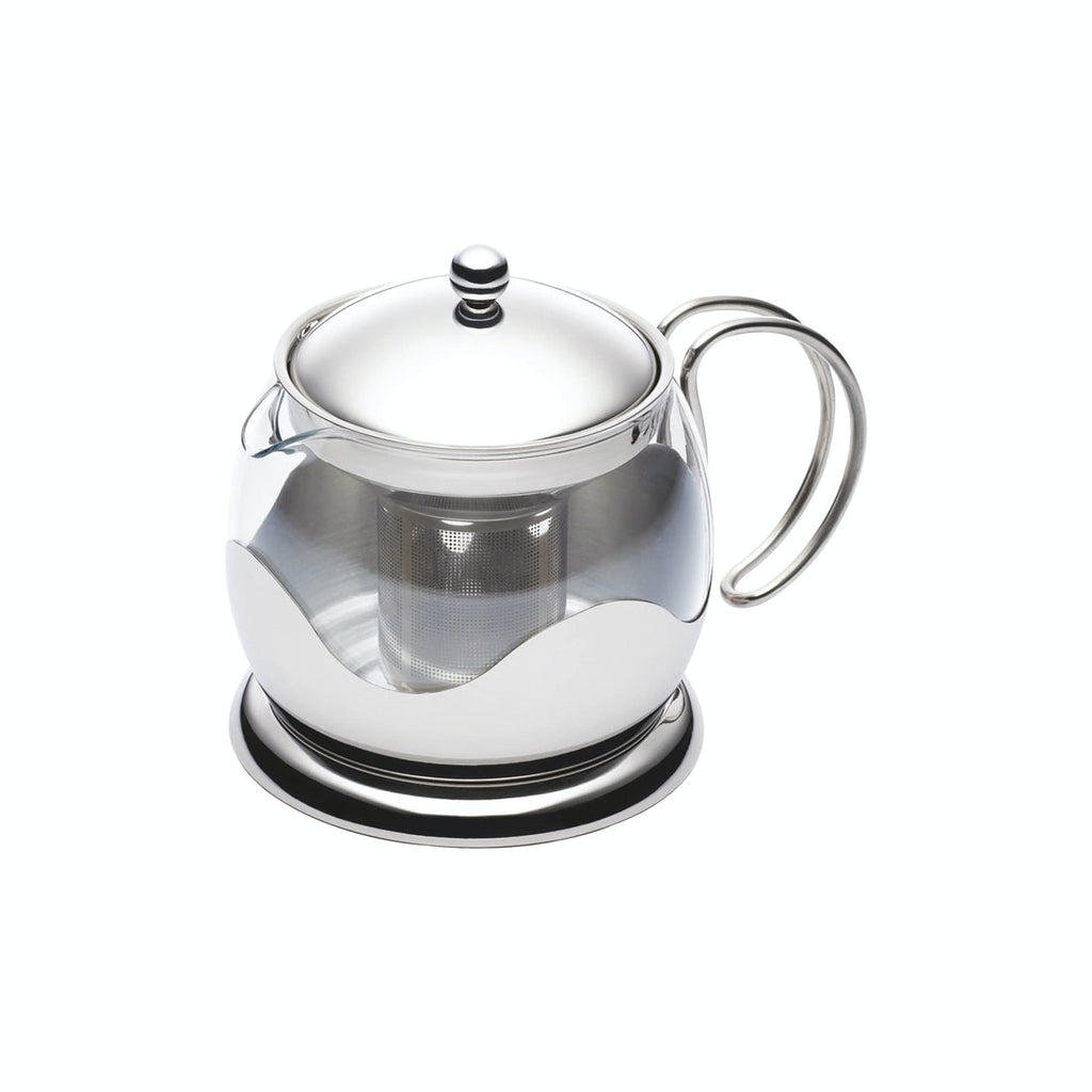 Le'Xpress Glass 900ml Infuser Teapot