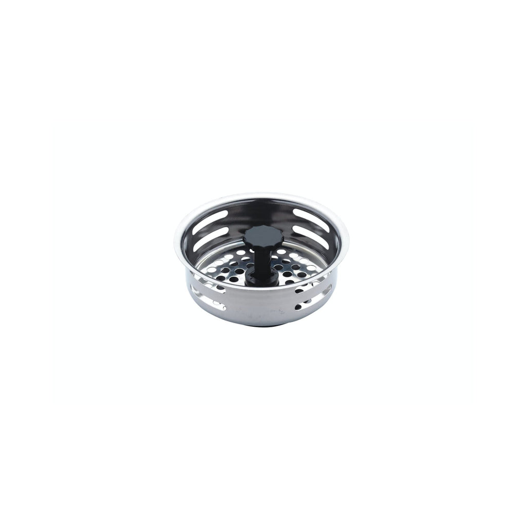 Stainless Steel Sink Plug & Strainer