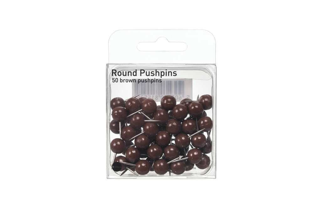 Round Pushpins - The Organised Store