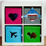 Dinosaur Toy Box with Lid
