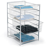 450mm Width Wire Basket - The Organised Store