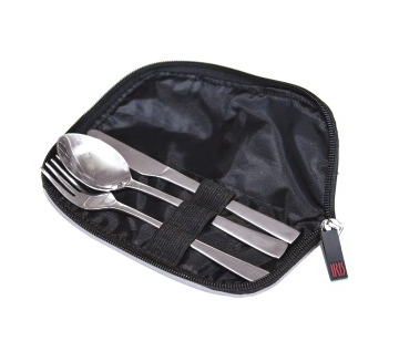 Cutlery Set SS In Case