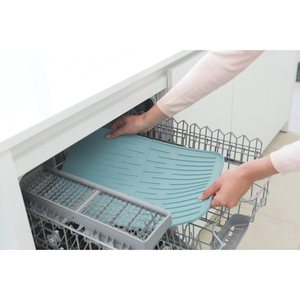 Silicone Dish Drying Mint - The Organised Store