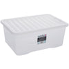 45LT CRYSTAL BOX & LID - The Organised Store