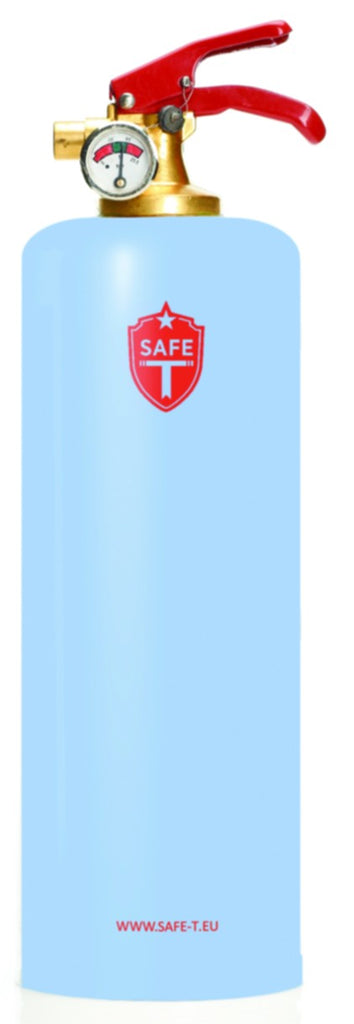 Fire Extinguisher Blue