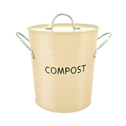 Stack 4 Waste Compost Caddy Grey or Stone