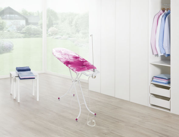 Leifheit Ironing Board Classic M Basic Plus Crazy Pink