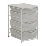 Elfa Freestanding Drawer System 7 Runner /740mm High-Various Sizes