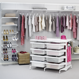 Gliding Shoe Rack - The Organised Store