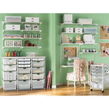 Ventilated Shelf - The Organised Store