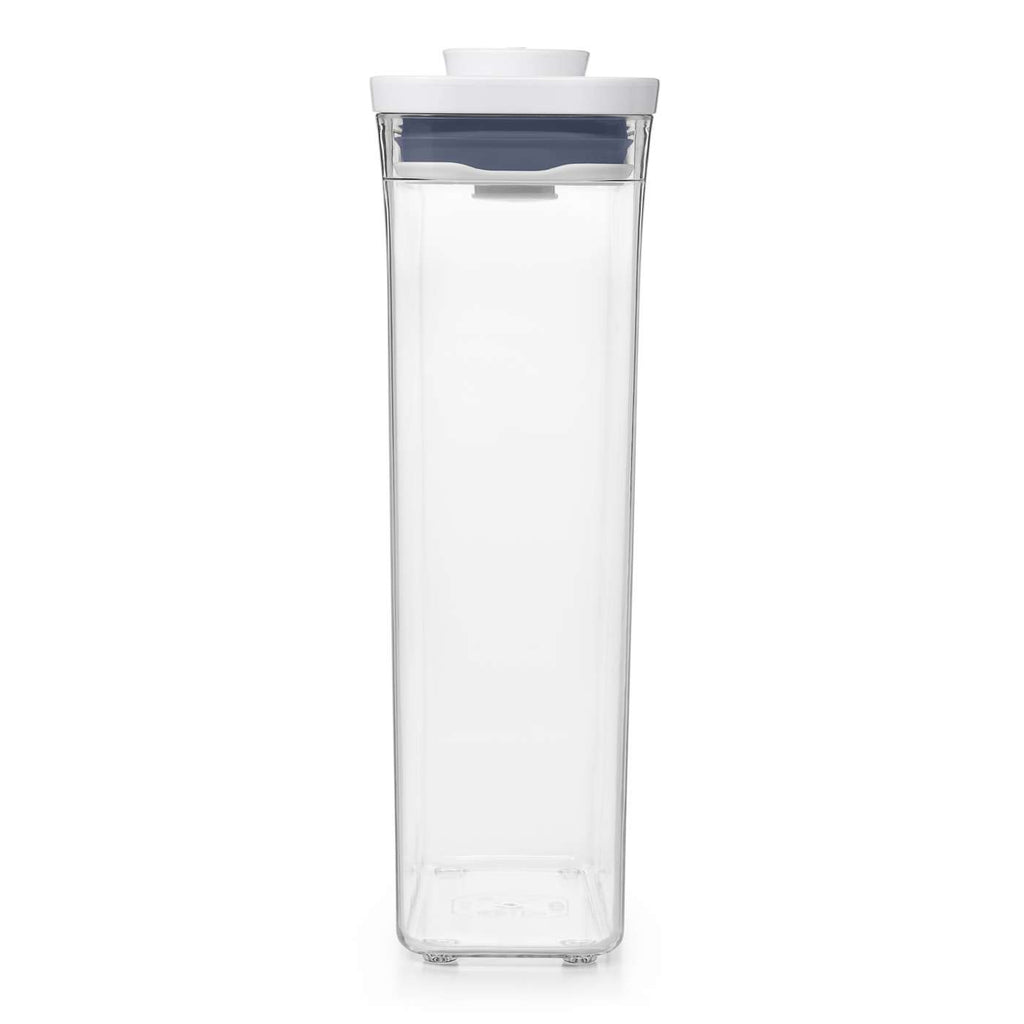 POP Slim Rectangle Medium - 1.8L - The Organised Store