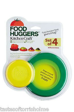Silicon Food Hugger - The Organised Store
