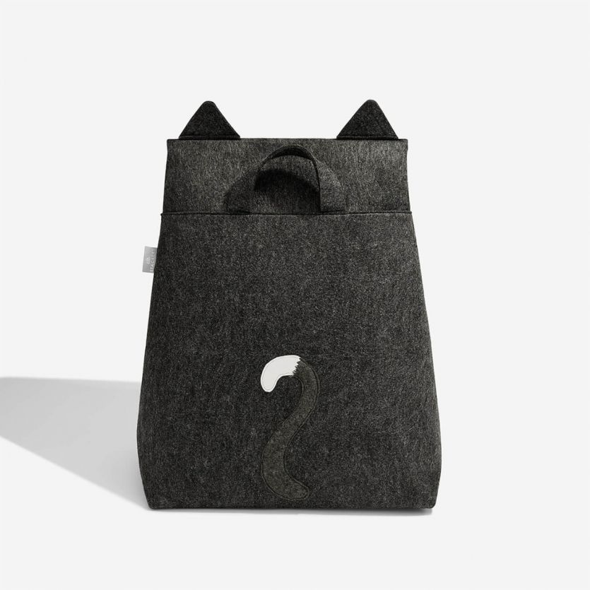 Chloe Cat Laundry Storage Basket - The Organised Store