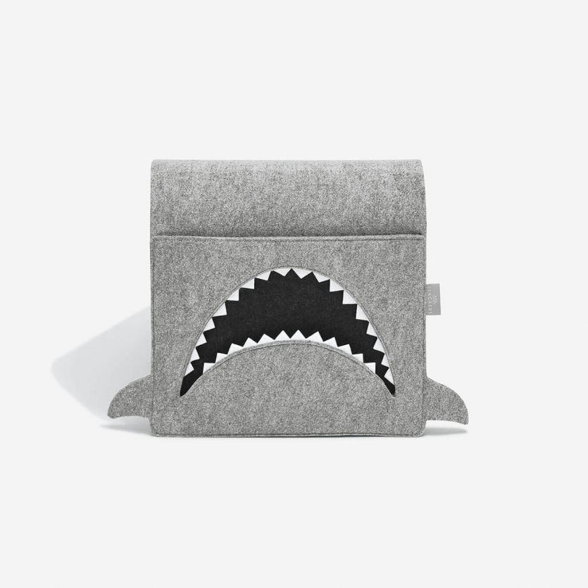 Mark The Shark Bed Pocket - The Organised Store