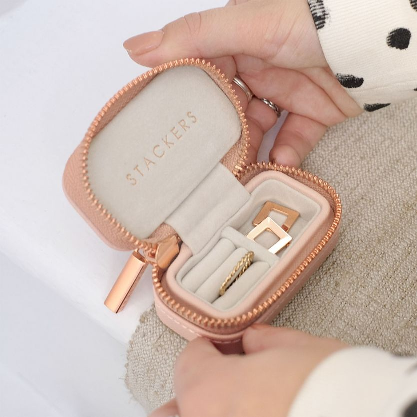 Stackers Petite Jewellery Travel Case - The Organised Store