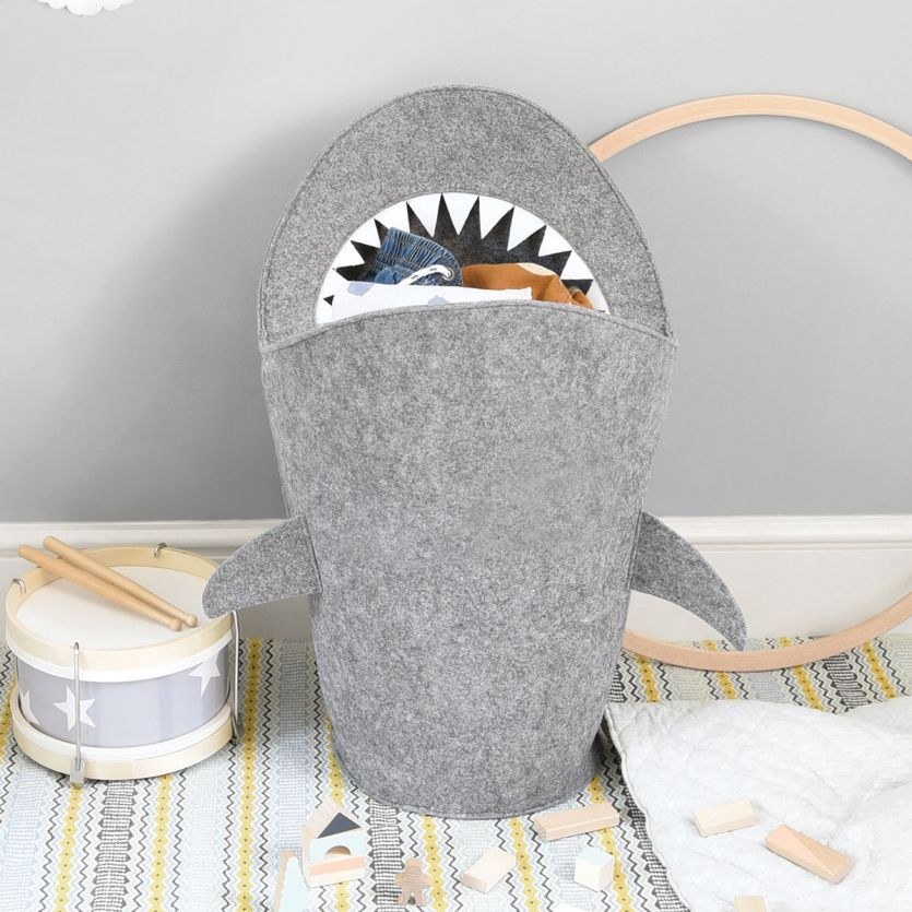 Mark Shark Laundry Storage Basket - The Organised Store