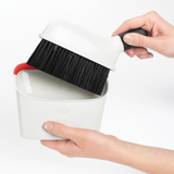 OXO Compact Dustpan & Brush Set - The Organised Store