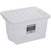 24LT CRYSTAL BOX & LID - The Organised Store