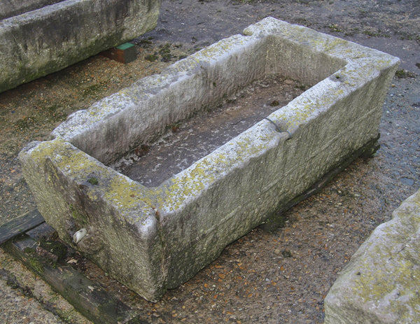Antique stone trough 008.      1150 mm (L)