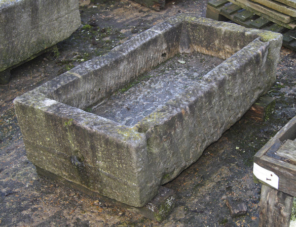 Antique stone trough 013.     1075 mm (L)