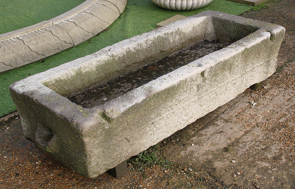 Antique stone trough 019.     1640 mm (L)