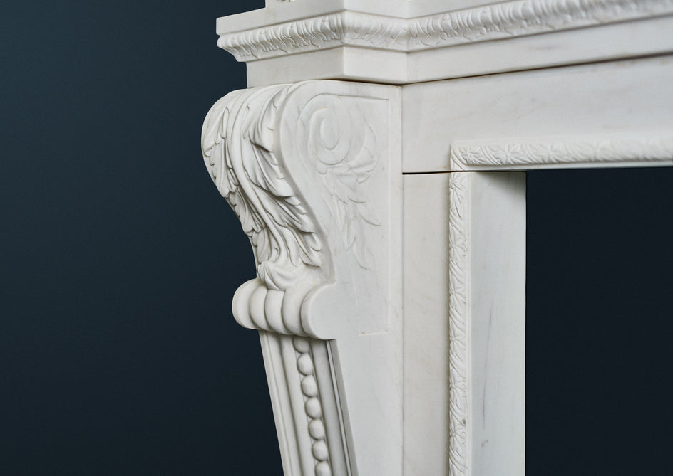 Palladian Revival Georgian fireplace