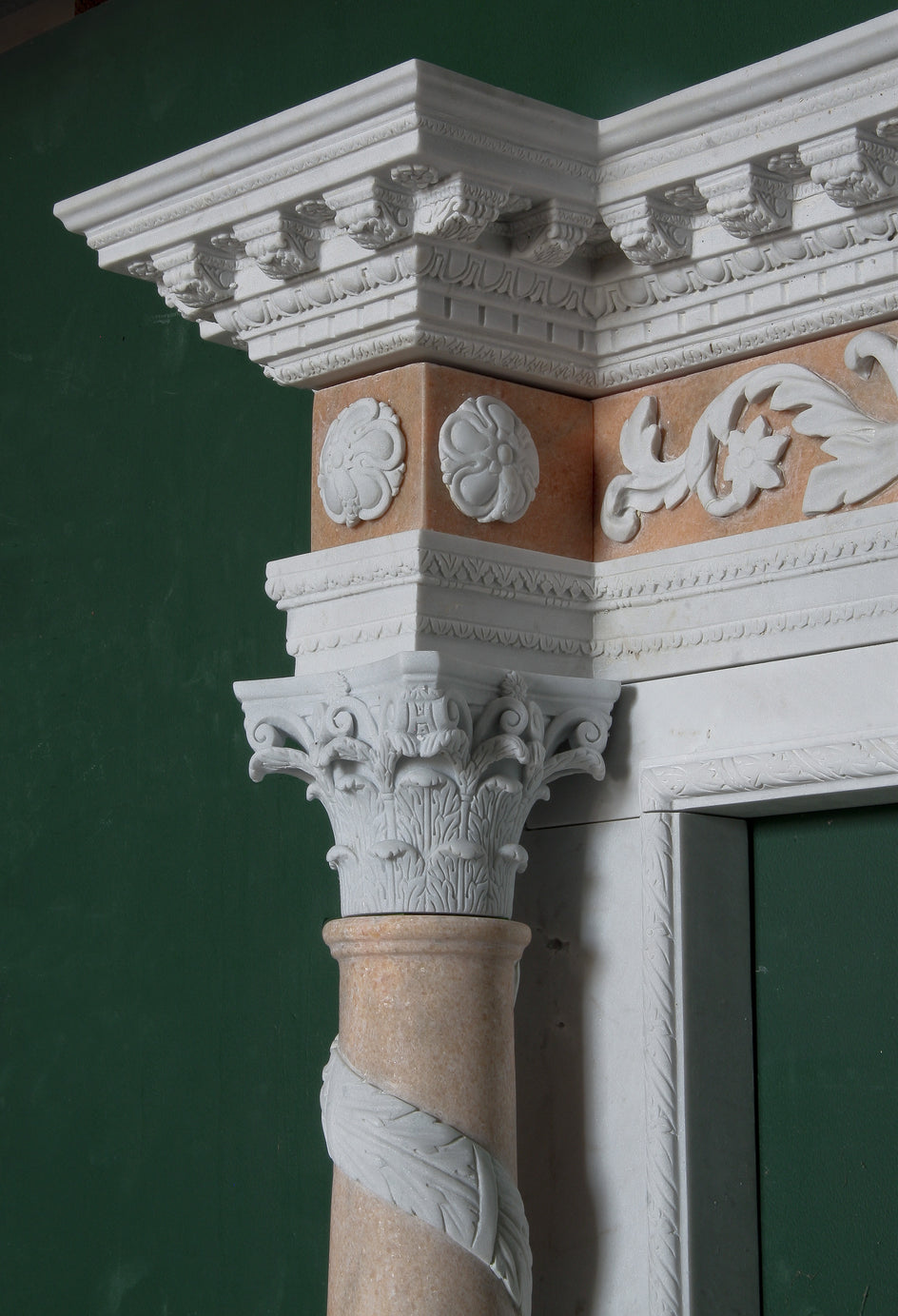 Grand Palladian 1746. (Marble)