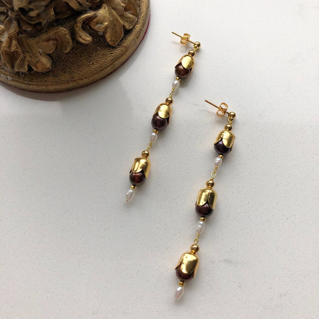 Lythraceae Earrings