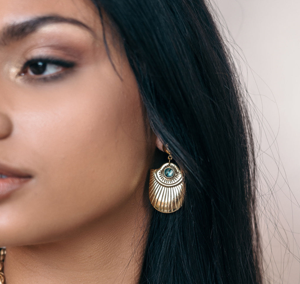Eye of the Sea Earrings