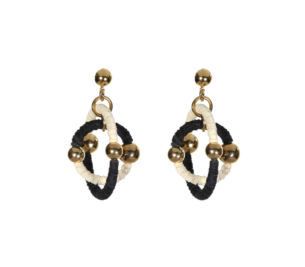 Saros Earrings