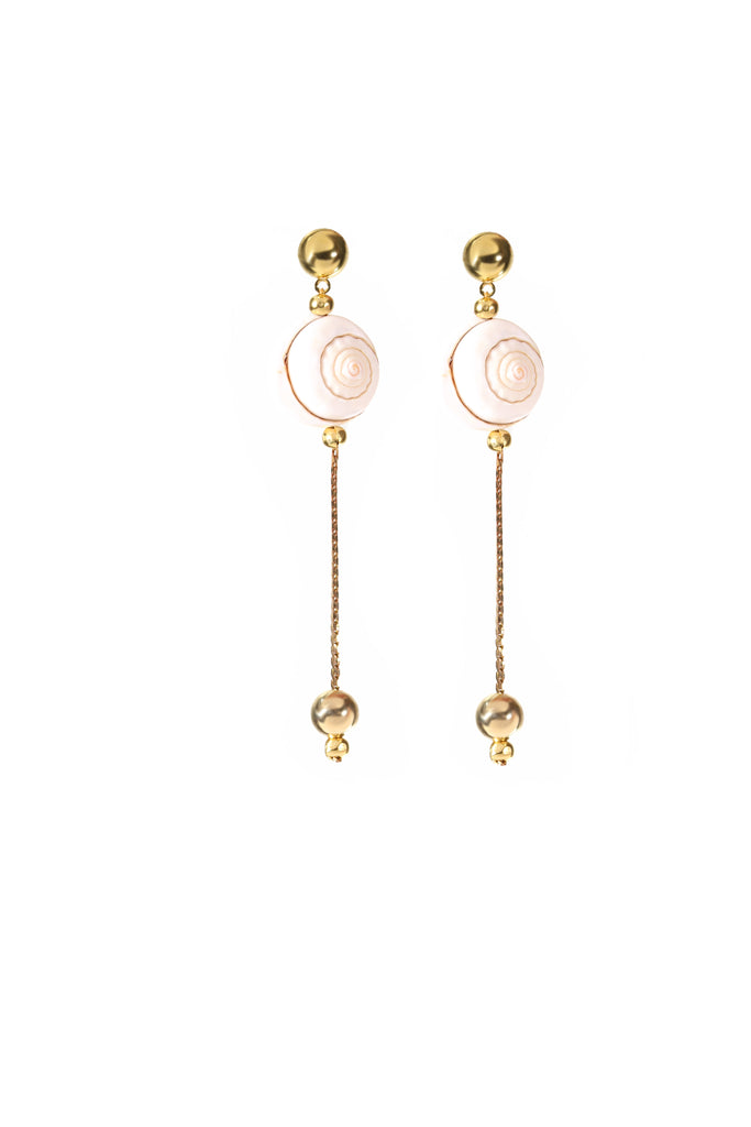 Neptune Drop Earrings