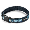 Navy Waves Air Collar