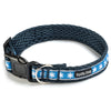 Navy Snowflakes Air Collar
