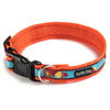 Blue Sunset Air Collar
