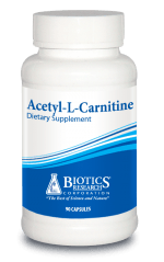 Acetyl-L-Carnitine (90 caps) Free Shipping