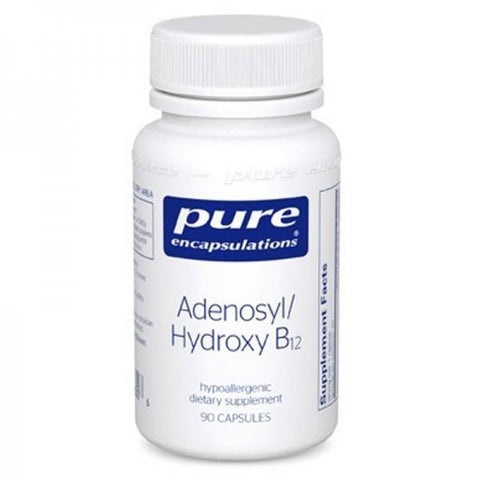 Adenosyl/ Hydroxy B12 (90 caps) Free shipping