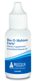 Bio-D-Mulsion Forte 1oz Free Shipping