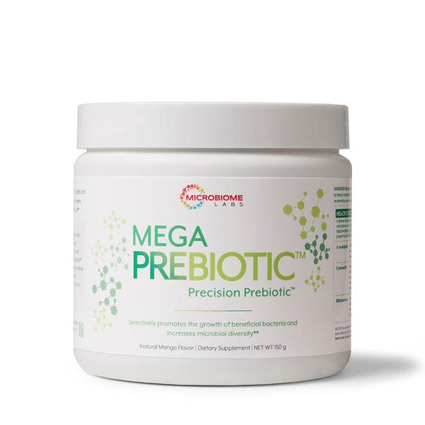 MegaPrebiotic-Reinforce Beneficial Microbial Changes