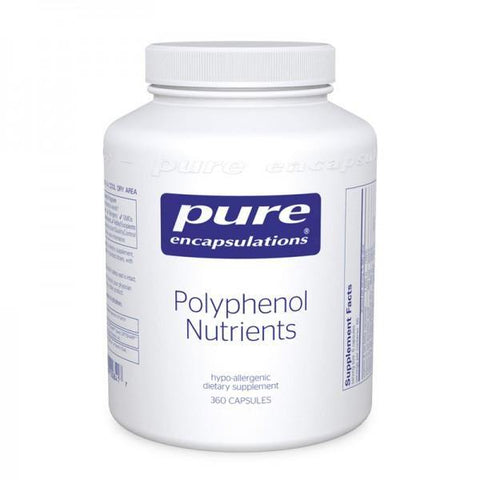 Polyphenol Nutrients (180, 360 caps) Free shipping
