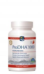 Pro DHA 1000 Soft Gels Free shipping when total order exceeds $100