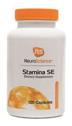 Stamina SE 120 Caps Free shipping when total order exceeds $100