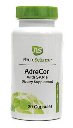 Adrecor with SAMe 90 caps Free shipping when total order exceeds $100