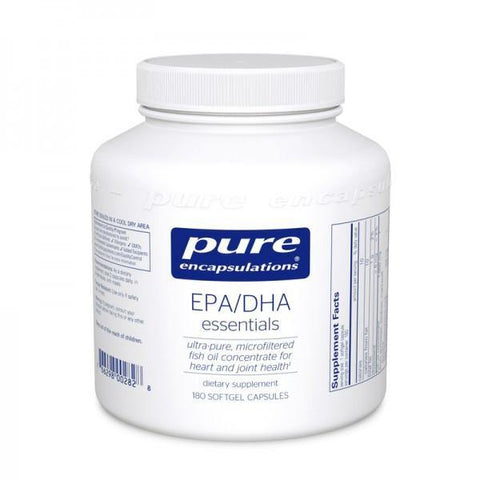 EPA/DHA Essentials (90 or 180 caps) Free shipping