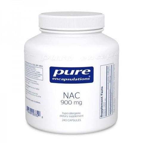 NAC (n-acetyl-l-cysteine) 900mg (120, 240 caps) Free Shipping