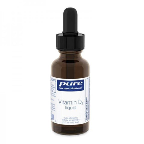Vitamin D3 Liquid Vegan