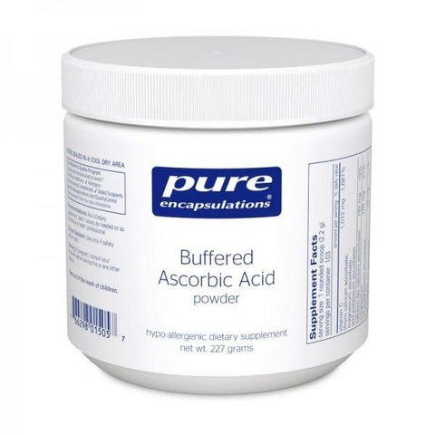 Buffered Ascorbic Acid Powder (227 grams) Free Shipping